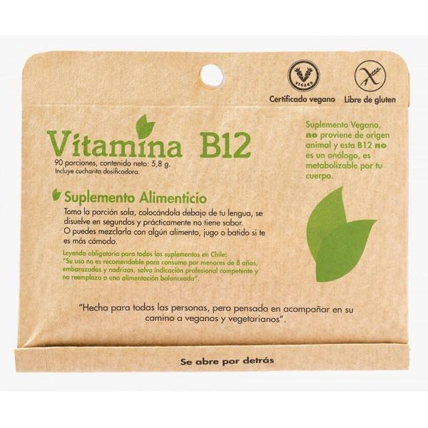 Vitamina B12 Dulzura Natural