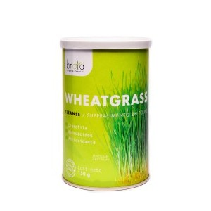 Brota. Wheatgrass Cleanse 150 grs