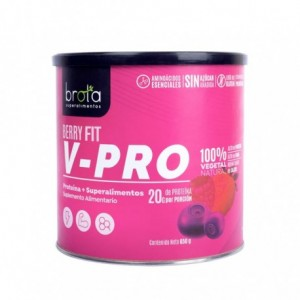 Brota. V-Pro Berries Fit 650 grs