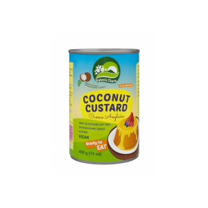 Coconut Custard Creme Anglaise 400grs Nature´s Charm