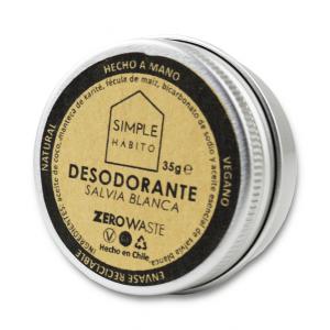 Desodorante Natural en crema