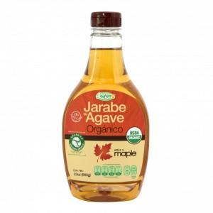 Jarabe de Agave Organico Sabor a Maple 660 grs Enature