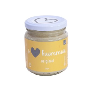 Hummus Original 230 grs - I Love Hummus 230grs.