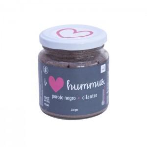 Hummus Poroto Negro - Cilantro 230 grs