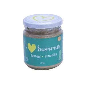 Hummus Lenteja- Almendras 230 grs ILove Hummus
