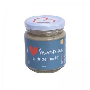 Hummus Ajo - Chilote 230 grs- I Love Hummus