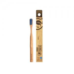 Cepillo dental Bambu Kids Suave - Color Azul Biobrush