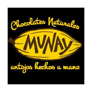 Chocolate Blanco Munay 40 grs