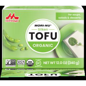 Mori-Nu Tofu Organico Tetrapack 349 grs. Morinaga