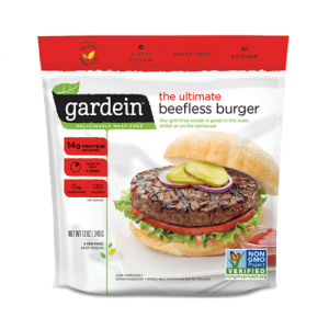 The Ultimate Beefless Burger 340grs. Gardein