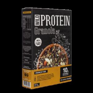 Granola Proteica .350 grs Wild Protein