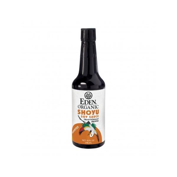 Shoyu soy salsa soya organica 296 cc Marca Eden