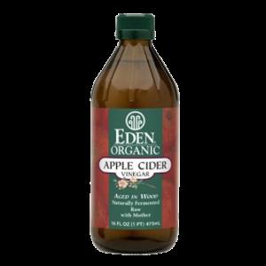 Vinagre de Manzana Orgánico 473 ml