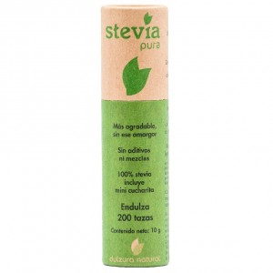 Stevia Pura 10g Dulzura Natural