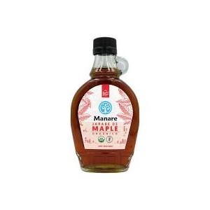 Jarabe de maple orgánico 250ml. Manare