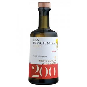 Aceite de Oliva Extra Virgen Picual 500 ml. Las Doscientas