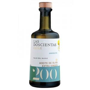 Aceite de Oliva Extra Virgen Arbequina 500 ml. Las Doscientas