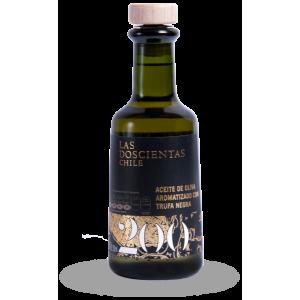 Aceite de Oliva Extra Virgen Aromatizado con Trufa Negra 250ml. Las Doscientas