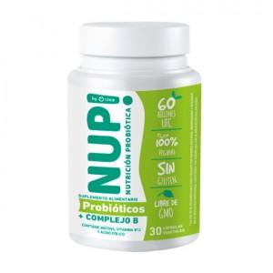 Probióticos 60B + Complejo b 30 Cápsulas. NUP