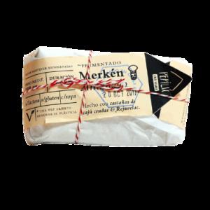queso fermentado Merkén Ahumado 200g Pepilú
