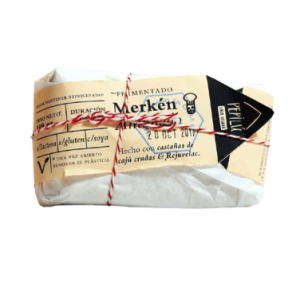 Queso Fermentado Merkén 100 grs. Pepilú