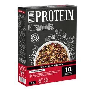 Wild Protein Berries Mix 350grs. Wild Foods