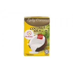 Leche de Coco Tetrapack Lady Coconut
