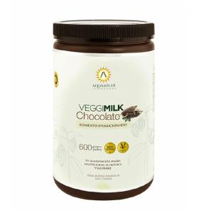 Veggie Milk Chocolate 600 grs.Aquasolar