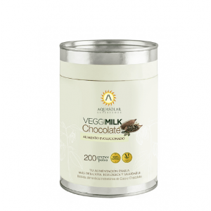 Veggie Milk Chocolate 200 grs. Aquasolar