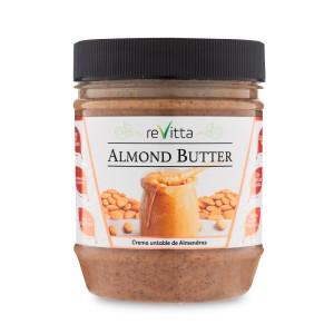 Mantequilla de Almendras 500 grs. Revitta