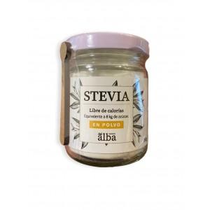 Stevia en polvo 50 grs - Apicola del alba