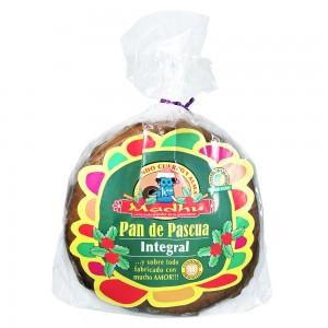 Pan de Pascua Integral Vegano 900 grs. Madhu