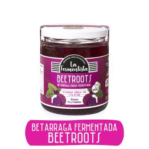 Fermentado Beetroots , La Fermentista (Solo Venta en Tienda)