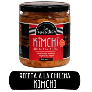 Kimchi 400 grs. La Fermentista