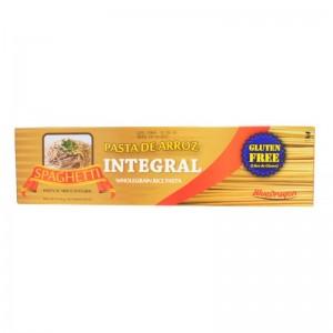 Spaghetti Pasta de Arroz Integral-Blue Dragon
