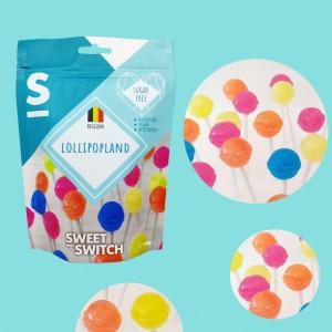 Lollipops sin azúcar - Sweet Switch