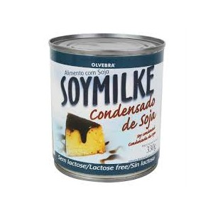 Soy milk Condensada 340g Olvebra