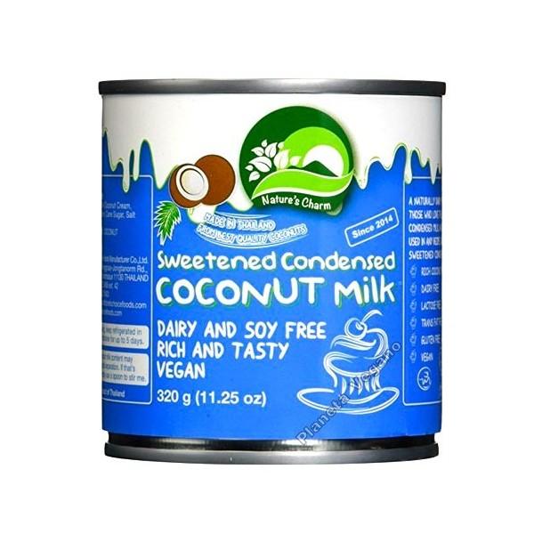 Leche Condensada de Coco 320g Nature´s Charm