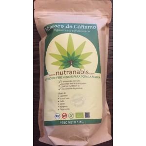 Nueces de Cañamo 1 Kg. Nutranabis
