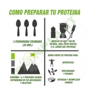 Proteína Soy Supro natural 1 kg IronPlant