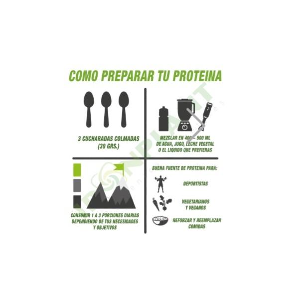 Proteína Supro natural 1 kg