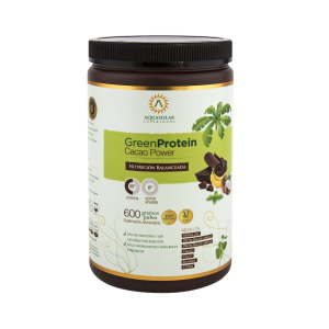 Green Protein Cacao Power 600g Aquasolar