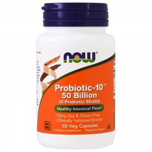 Probiotic 10-50 Billion Now