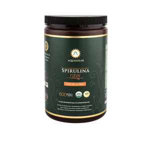 Spirulina Raw 600g Aquasolar