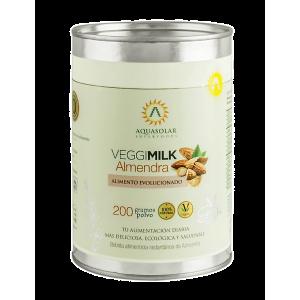 VeggiMilk Almendra 200 g Aquasolar