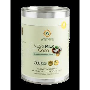 VeggiMilk Coco 200 g Aquasolar