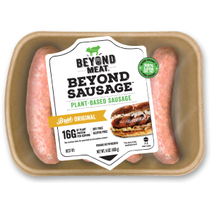 BEYOND MEAT THE BEYOND SAUSAGE - BRAT