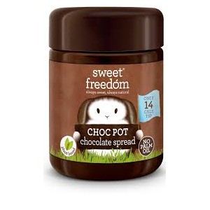 Choc Pot 250 grs. Marca: Sweet Freedom